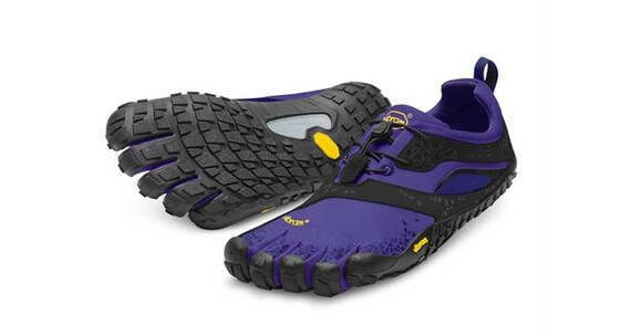 FiveFingers W's Spyridon MR Purple/Black